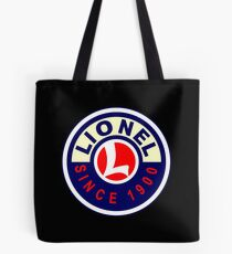 Lionel Vintage Scale Model Trains USA Tote Bag