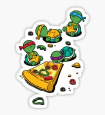 Pizza Lover Sticker