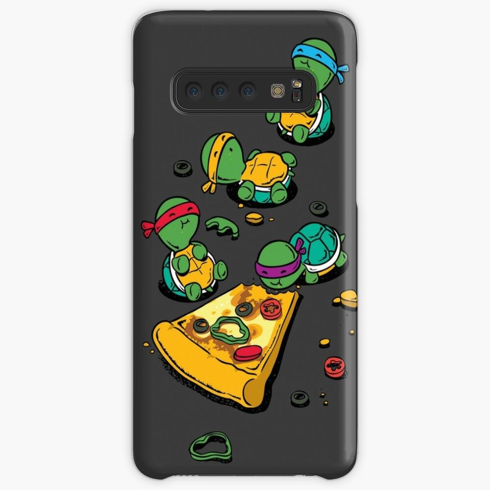 Amante de la pizza Fundas y vinilos para Samsung Galaxy