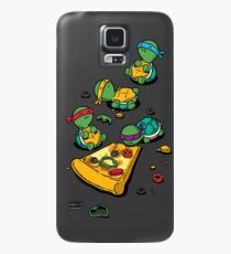 Funda/vinilo para Samsung Galaxy Amante de la pizza