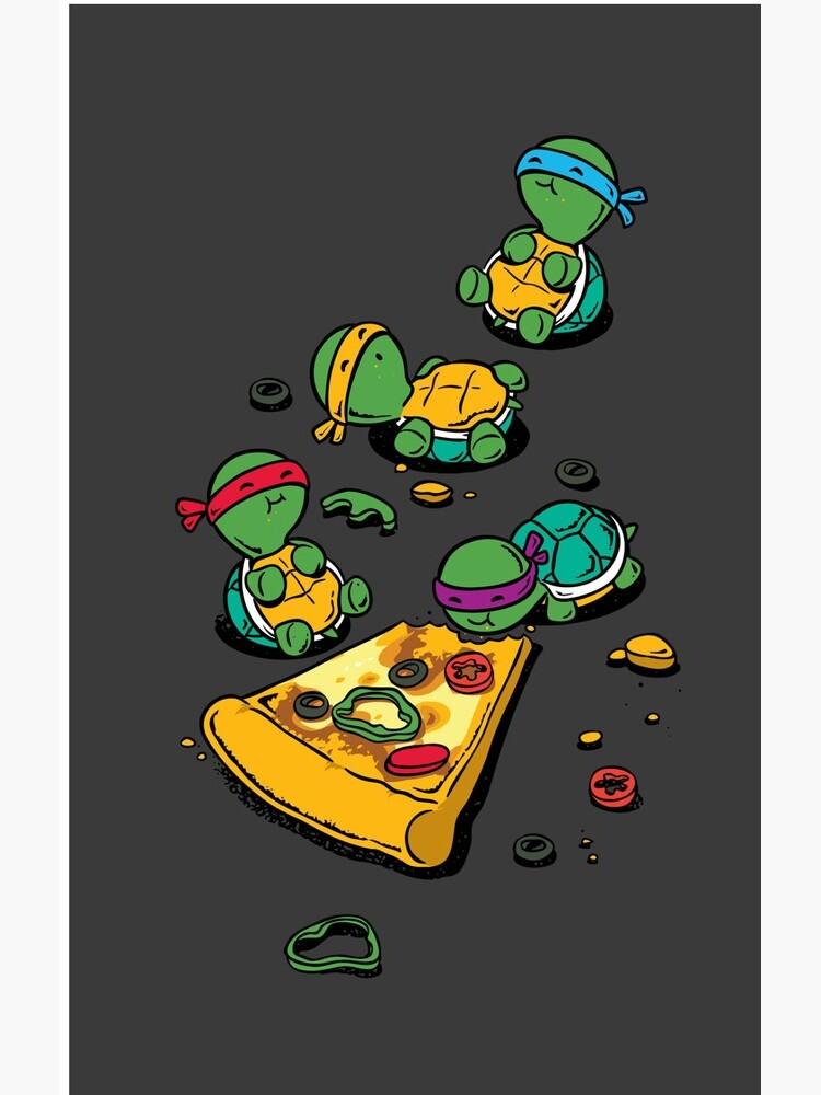 Amante de la pizza de artar