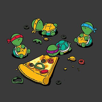 Pizza Lover by artar