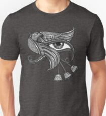 Auge des Horus (Tattoo Style Tee) Slim Fit T-Shirt