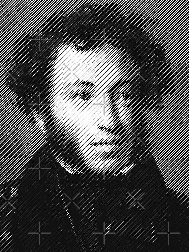 Alexander Pushkin, the greatest Russian poet by kislev