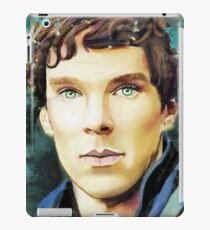 Benedict Cumberbatch Design 5 iPad Case/Skin