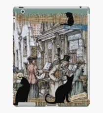 July - Bookshop in Old Amsterdam iPad Case/Skin