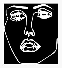 Disclosure Face Photographic Print