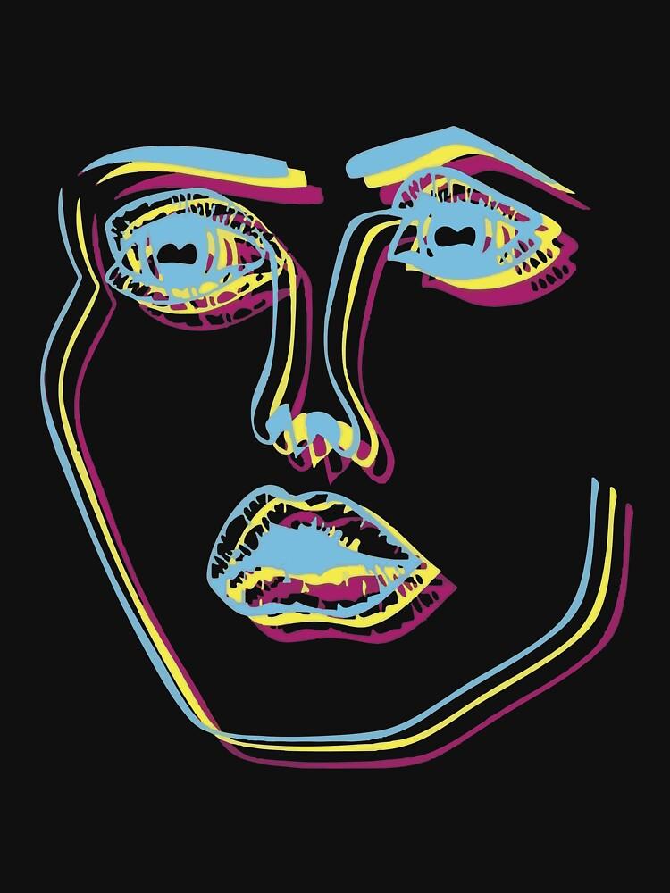 Tri-Colour Disclosure Face by supremium
