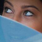 Eyes of a teen by Joe Saladino
