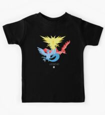 Pomemon Type - Legend Kids Tee