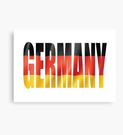 Germany Canvas Print