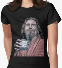 The Dude Womens Fitted T-Shirt