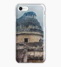 The Observatory at Chichen Itsa iPhone Case/Skin