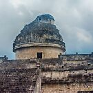 The Observatory at Chichen Itsa by Imagery
