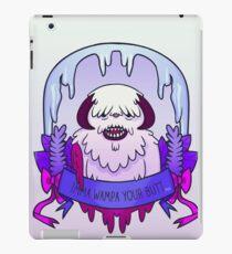 Imma Wampa Your Butt iPad Case/Skin