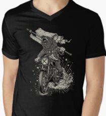 Winya No. 91 Men's V-Neck T-Shirt
