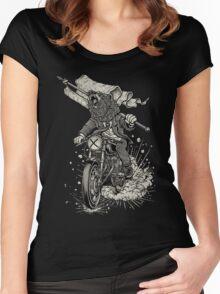 Winya No. 91 Women's Fitted Scoop T-Shirt