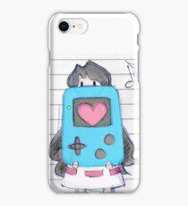 Retro Love iPhone Case/Skin