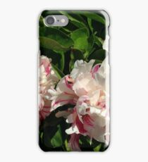 The Incredible Edible Peonies iPhone Case/Skin