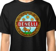 Benelli Vintage motorcycle Italy Classic T-Shirt