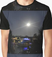Super Moon, As Is Graphic T-Shirt