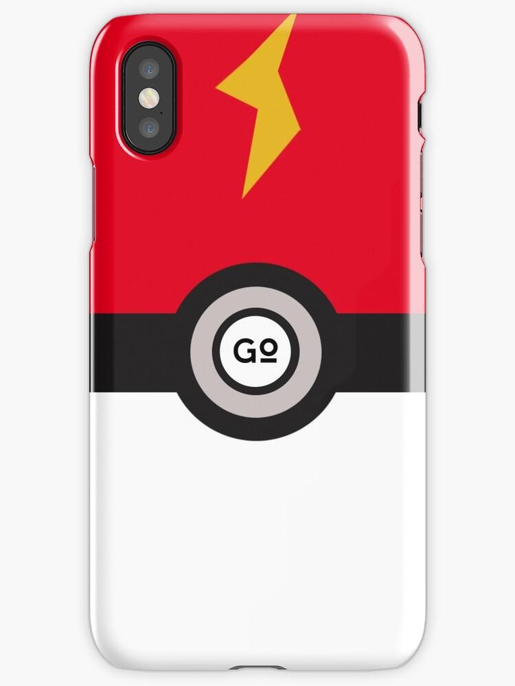 Pikachu Ball (Pokemon Go) by mr-elusory