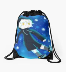 Photon (with background) Drawstring Bag