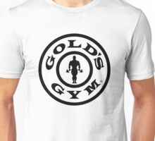 Gold's gym Unisex T-Shirt