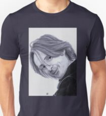 Robert Carlyle Rumpelstiltskin Once Upon a Time Unisex T-Shirt