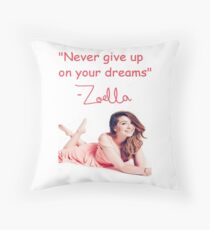 Zoella - DREAMS Throw Pillow