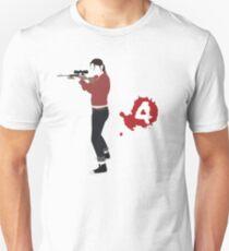 Left 4 Dead-Zoey Unisex T-Shirt