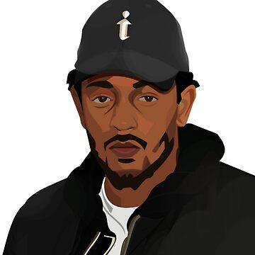 Kendrick Lamar by notzwitch