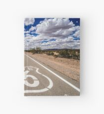 Route 66 Hardcover Journal