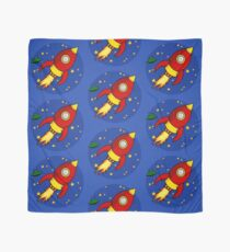 Space Rocket Scarf