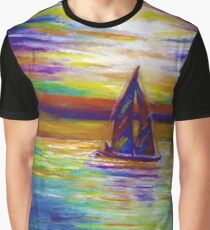 Nightboat Graphic T-Shirt