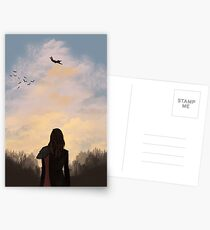 Fall Postcards