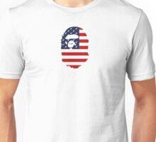 A Bathing Ape BAPE STAR x USA FLAG Unisex T-Shirt
