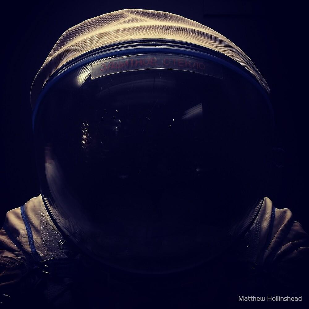 Spaceman by Matthew Hollinshead