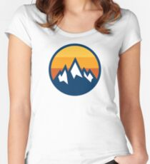 Explore the Outdoors (1st Edition) Women's Fitted Scoop T-Shirt