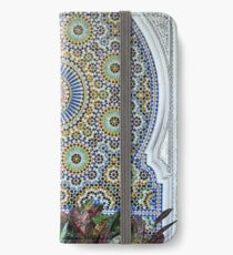 Mosaic and Planter iPhone Wallet/Case/Skin