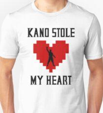 Mortal Kombat - Kano Stole My Heart T-Shirt