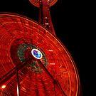 """Space Wheel"" by David Lee Thompson"