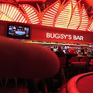 Bugsy's Bar in the Flamingo Las Vegas by urbanphotos