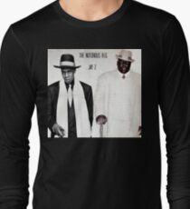 Jay-Z & Biggie Smalls Stage Performing 1990s Rap T-Shirt