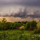 Redreaming Storm In Sempronius New York  by REDREAMER