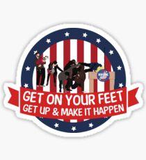 Knope 2012 Campaign Sticker