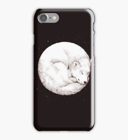 The Howl of the Moon iPhone Case/Skin