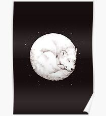 The Howl of the Moon Poster