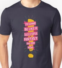 Broad City Successful Artist T-Shirt