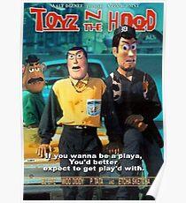 Toyz N The Hood Poster